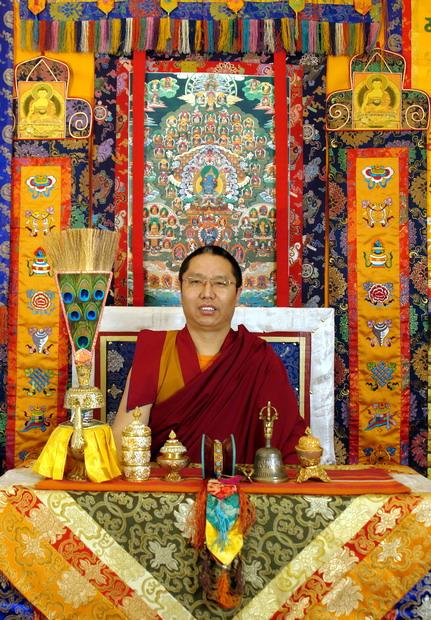 Biography – Sakya Nyima Choling